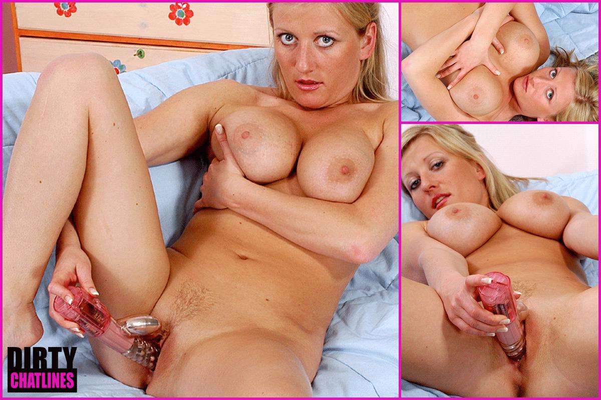 Massive Tits Phone Sex